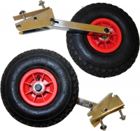 Транцевые колеса (быстросъёмные)