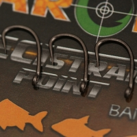 Крючки Gardner TARGET SPECI-STRAIGHT POINT HOOKS BARBED  - 10 шт.