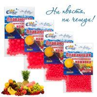 Пенопластовые шарики для рыбалки Corona-Fishing - Тутти-Фрутти