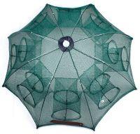 Раколовка зонтик на 16 входов - 8 граней