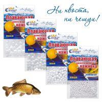 Пенопластовые шарики для рыбалки Corona-Fishing - Универсал