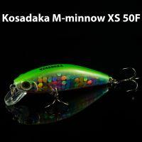 Воблер Kosadaka M-minnow XS 50F