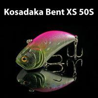 Воблер Kosadaka Bent Vib XS 50s