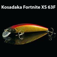 Воблер Kosadaka Fortnite XS 63F