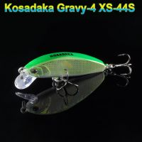 Воблер Kosadaka GRAVY-4 XS 44S