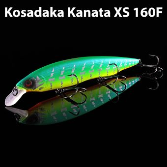 Воблер Kosadaka Kanata XS 160F