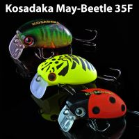 Воблер Kosadaka May-Beetle 35F