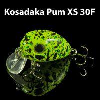 Воблер Kosadaka Pum XS 30F