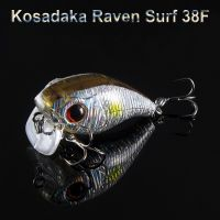 Воблер Kosadaka Raven Surf 38F