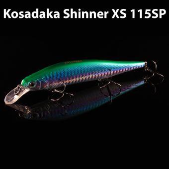 Воблер Kosadaka Shinner XS 115SP