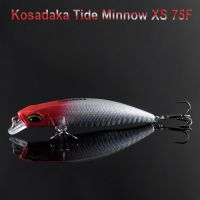 Воблер Kosadaka Tide Minnow XS 75F