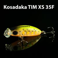 Воблер Kosadaka Tim XS 35F