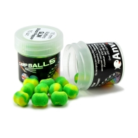Mini Wafters CARPBALLS 10mm GLM & Black Pepper (Мидии и черный перец)