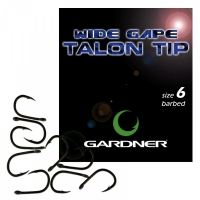 Крючки Gardner WIDE GAPE TALON TIP BARBED - 10 шт.