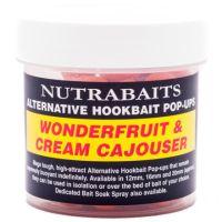 Бойлы плавающие Nutrabaits Wonderfruit & Cream Cajouser
